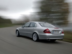 Ver foto 19 de Mercedes Clase E E350 W211 2003