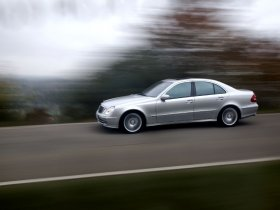 Ver foto 18 de Mercedes Clase E E350 W211 2003