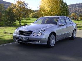 Ver foto 17 de Mercedes Clase E E350 W211 2003