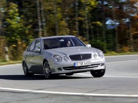Ver foto 16 de Mercedes Clase E E350 W211 2003