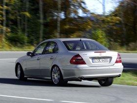 Ver foto 15 de Mercedes Clase E E350 W211 2003