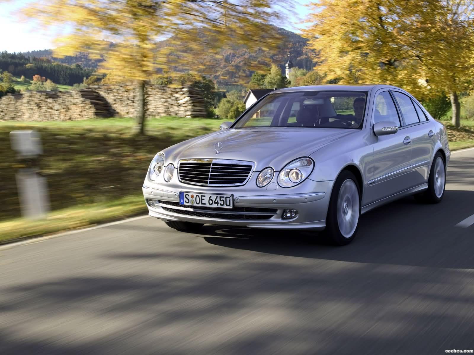Foto 0 de Mercedes Clase E E350 W211 2003