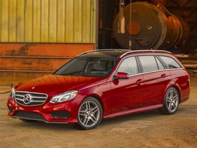 Ver foto 2 de Mercedes Clase E Estate E350 4MATIC AMG Sports Package S212 USA 2013