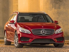 Ver foto 7 de Mercedes Clase E Estate E350 4MATIC AMG Sports Package S212 USA 2013