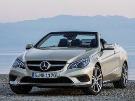 Fotos de Mercedes Clase E Cabrio E350 BlueTec A207 2013