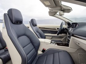 Ver foto 11 de Mercedes Clase E Cabrio E350 BlueTec A207 2013