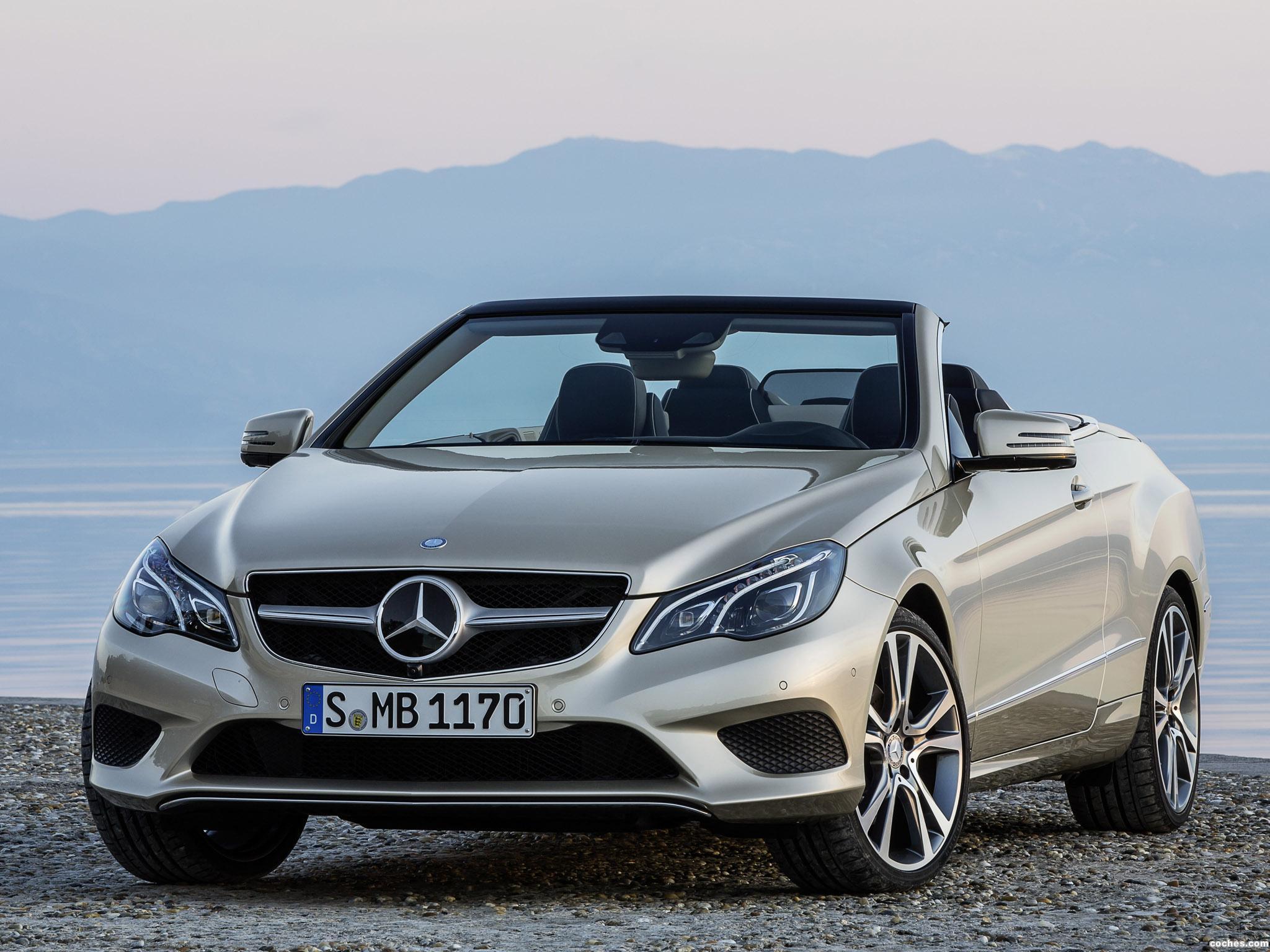 Foto 0 de Mercedes Clase E Cabrio E350 BlueTec A207 2013