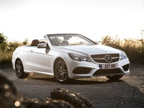 Ver foto 7 de Mercedes Clase E E350 BlueTec Cabrio AMG Sports Package A207 UK 2013