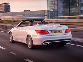 Ver foto 6 de Mercedes Clase E E350 BlueTec Cabrio AMG Sports Package A207 UK 2013