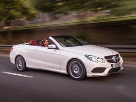 Ver foto 4 de Mercedes Clase E E350 BlueTec Cabrio AMG Sports Package A207 UK 2013