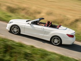 Ver foto 2 de Mercedes Clase E E350 BlueTec Cabrio AMG Sports Package A207 UK 2013