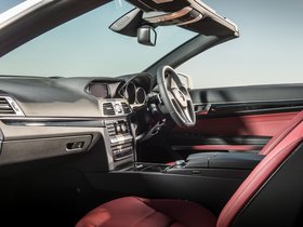 Ver foto 15 de Mercedes Clase E E350 BlueTec Cabrio AMG Sports Package A207 UK 2013