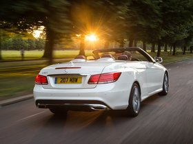 Ver foto 12 de Mercedes Clase E E350 BlueTec Cabrio AMG Sports Package A207 UK 2013