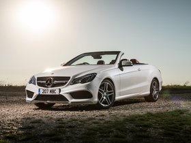 Ver foto 11 de Mercedes Clase E E350 BlueTec Cabrio AMG Sports Package A207 UK 2013