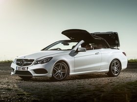 Ver foto 10 de Mercedes Clase E E350 BlueTec Cabrio AMG Sports Package A207 UK 2013