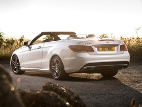 Ver foto 8 de Mercedes Clase E E350 BlueTec Cabrio AMG Sports Package A207 UK 2013