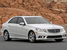 Ver foto 5 de Mercedes Clase E E350 BlueTec W212 USA 2009