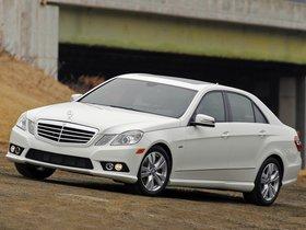 Ver foto 4 de Mercedes Clase E E350 BlueTec W212 USA 2009