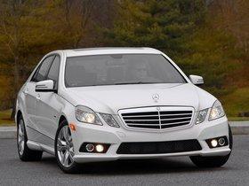 Ver foto 1 de Mercedes Clase E E350 BlueTec W212 USA 2009