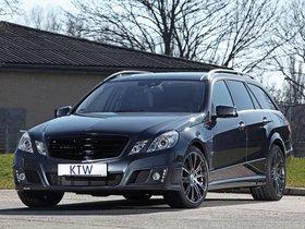 Fotos de Mercedes Clase E Estate E350 CDI KTW S212 2013