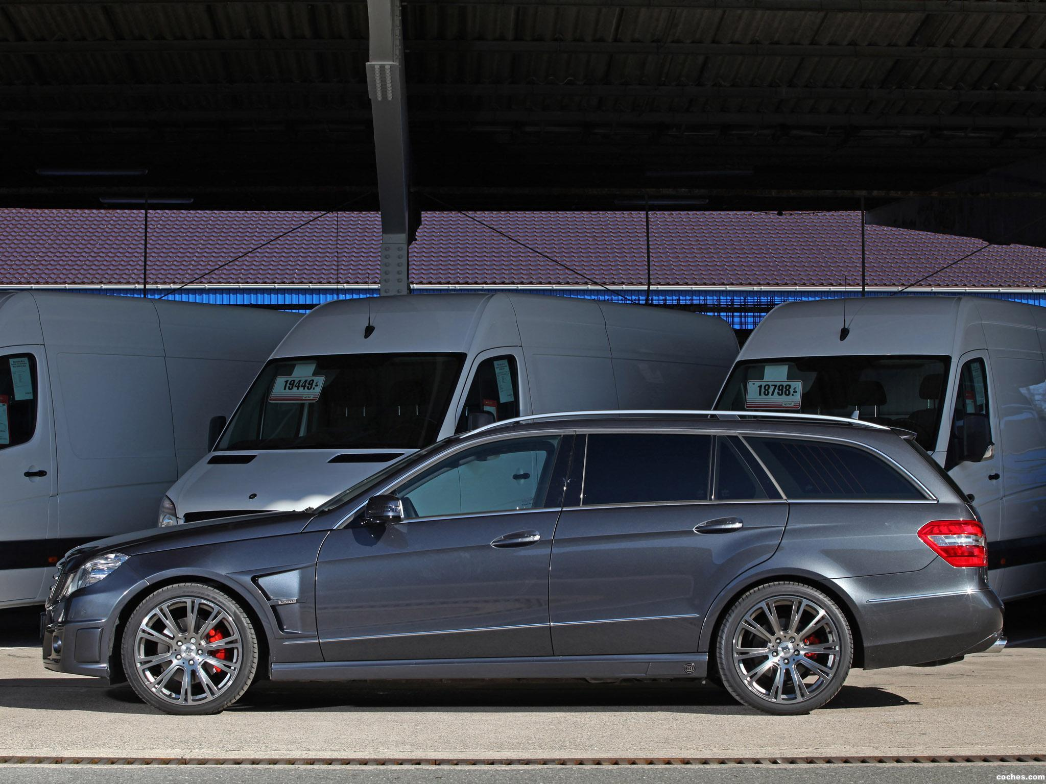 Foto 1 de Mercedes Clase E Estate E350 CDI KTW S212 2013