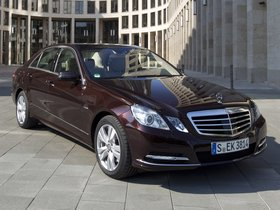 Ver foto 2 de Mercedes Clase E E350 CGi BlueEFFICIENCY 2011