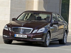 Ver foto 1 de Mercedes Clase E E350 CGi BlueEFFICIENCY 2011