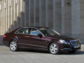 Ver foto 9 de Mercedes Clase E E350 CGi BlueEFFICIENCY 2011