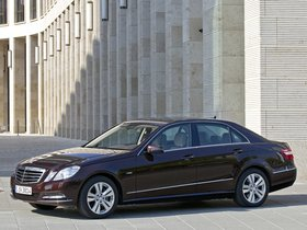 Ver foto 8 de Mercedes Clase E E350 CGi BlueEFFICIENCY 2011