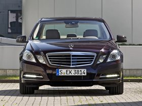 Ver foto 7 de Mercedes Clase E E350 CGi BlueEFFICIENCY 2011