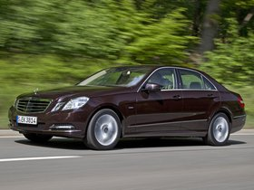 Ver foto 4 de Mercedes Clase E E350 CGi BlueEFFICIENCY 2011