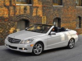 Ver foto 11 de Mercedes Clase E Cabrio E350 USA A207 2010