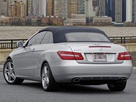 Ver foto 10 de Mercedes Clase E Cabrio E350 USA A207 2010