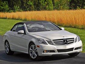 Ver foto 8 de Mercedes Clase E Cabrio E350 USA A207 2010