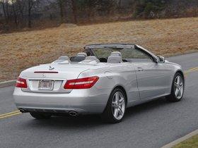 Ver foto 5 de Mercedes Clase E Cabrio E350 USA A207 2010