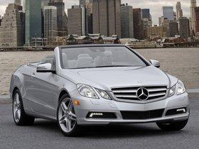 Ver foto 20 de Mercedes Clase E Cabrio E350 USA A207 2010