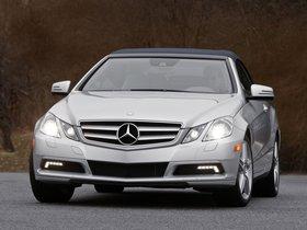 Ver foto 2 de Mercedes Clase E Cabrio E350 USA A207 2010
