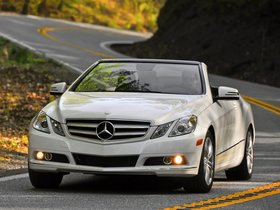 Ver foto 15 de Mercedes Clase E Cabrio E350 USA A207 2010