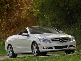Ver foto 13 de Mercedes Clase E Cabrio E350 USA A207 2010