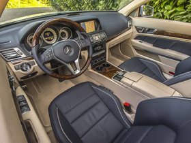 Ver foto 12 de Mercedes Clase E E350 Coupe 4MATIC C207 USA 2013