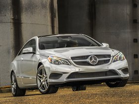 Ver foto 1 de Mercedes Clase E E350 Coupe 4MATIC C207 USA 2013