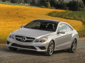 Ver foto 9 de Mercedes Clase E E350 Coupe 4MATIC C207 USA 2013