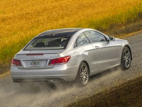 Ver foto 8 de Mercedes Clase E E350 Coupe 4MATIC C207 USA 2013