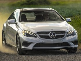 Ver foto 6 de Mercedes Clase E E350 Coupe 4MATIC C207 USA 2013