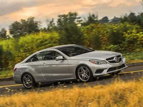 Ver foto 4 de Mercedes Clase E E350 Coupe 4MATIC C207 USA 2013
