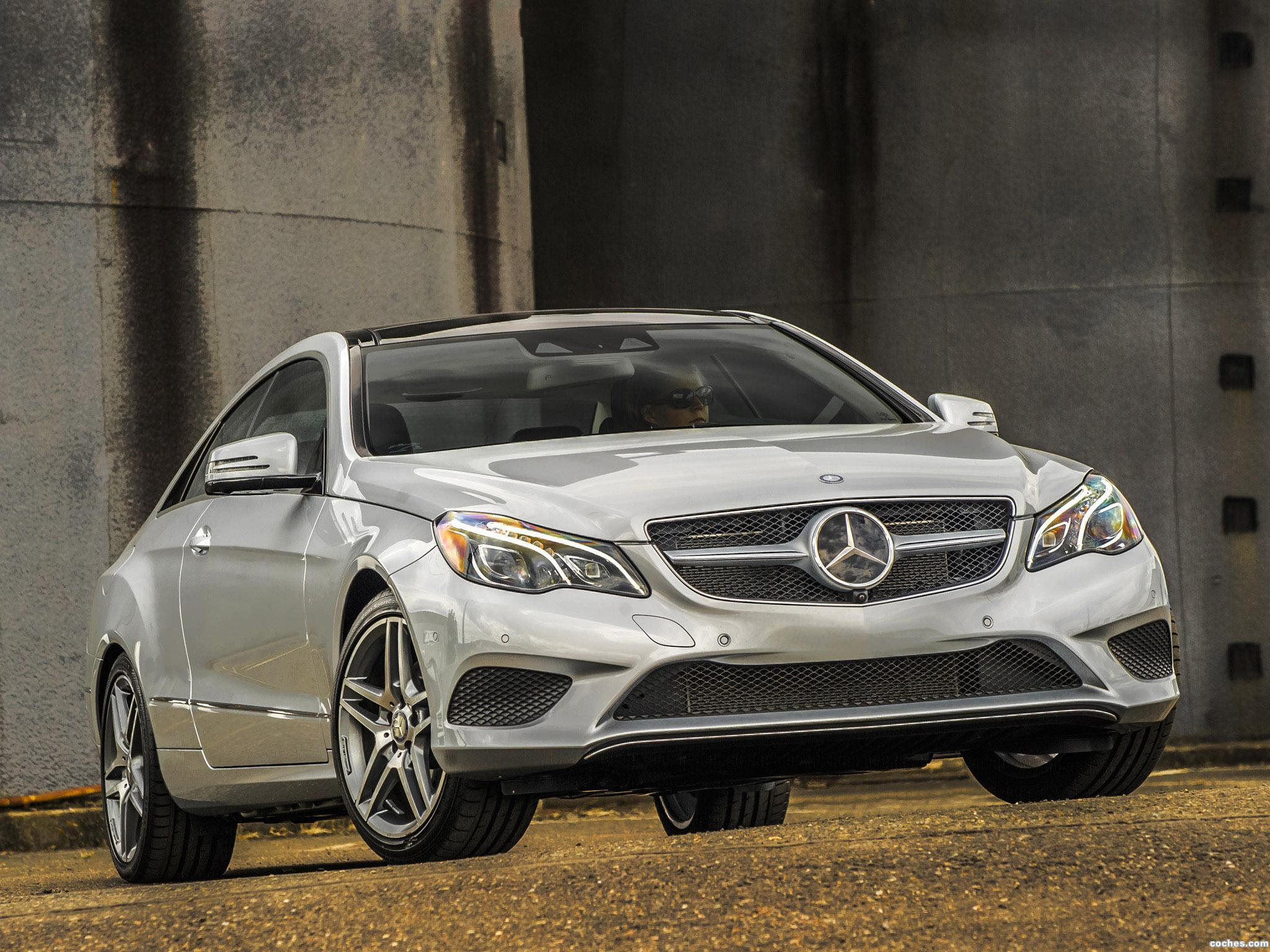 Foto 0 de Mercedes Clase E E350 Coupe 4MATIC C207 USA 2013