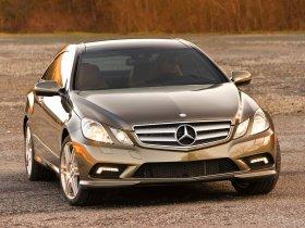 Fotos de Mercedes Clase E Coupe E350 USA C207 2009