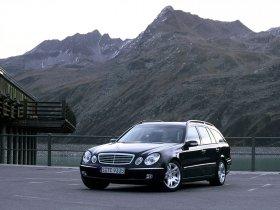 Fotos de Mercedes Clase E Estate E350 2004