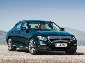 Fotos de Mercedes Clase E E350 Exclusive Line W213 2016