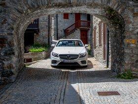 Ver foto 14 de Mercedes Clase E 400 Cabrio 4MATIC AMG Line 2017